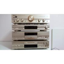 System Pioneer Modulado - Serie Gold - Raridade!