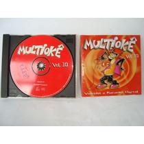 Dvd - Multiokê - Volume 10