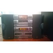 Som Jvc - Usa - Funcionando Rádio ... Qualidade Excelente