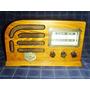 Rádio Antigo Select Trading - Não Funciona