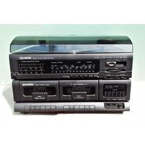 Toca Discos Vinil Fitas E Radio Gradiente.(leia Descrição)