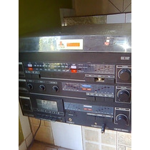 Toca Discos De Vinil,radio.cce Super Antigo Funcionando