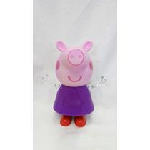 Caixa De Som Peppa Pig Infantil Divertido Decoração Mp3