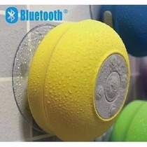 Caixa Som Bluetooth Banheiro Atende Maos Livres Prova D Agua