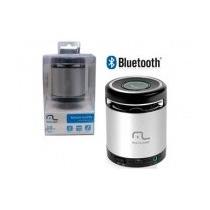 Mini Caixa De Som Multilaser 10w Rms Aux Mini Bluetooth