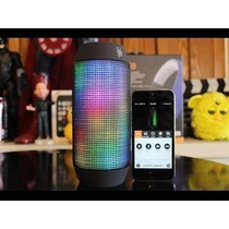 Jbl Dock Station Speaker Pulse Wireless Bluetooth Com 64 Led