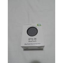 Caixa Som Bluetooth Usb 3w Iphone 5s 6s Viva Voz Nokia