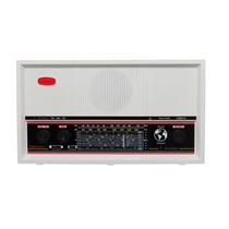Radio Antigo Vintage Imperador 9 Faixas Fm Am Om Crmif-91