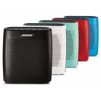 Speaker Caixa Som Portátil Bose Soundlink Colors Bluetooth