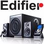 Caixas De Som Edifier S530d + Sub Para Tv, Dvd & Home Cinema