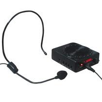 Amplificador Megafone Microfone Kit Completo P/ Professores