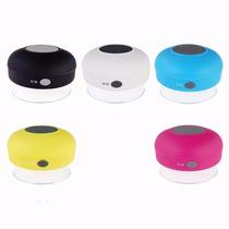 Kit Com 5 Caixa Bluetooth De Som A Prova Dagua Iphone Tablet