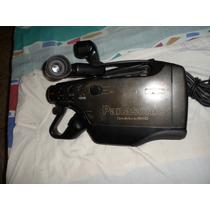 Antiga Filmadora Vhs Panasonic Funciona Mas Tem Que Revisar