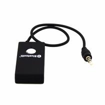 Transmissor Receptor Audio Bluetooth P2 3,5mm Adaptador