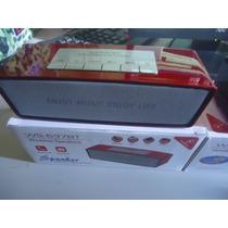 Caixa Som Speaker Xtrad Ws 637 Bluetooth Usb Fm Micro Sd