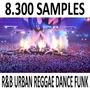 8.300+ Samples R&b Urban Reggae Ny Dance Funk Pack14