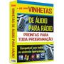 Pacote Vinhetas Profissionais Para Web Rádio Kit C/ +de 200