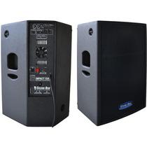 Caixa Ativa + Passiva Soundbox Impact 15 Biamplificada 700 W