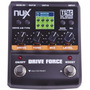 Pedal Nux Guitar Drive Force Pac Gratis Sul E Sp