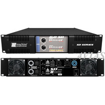 Amplificador De Potência Machine Sd 6.0 6.000 W Rms Lj 4vias