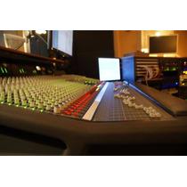 Mixagem E Masterização Analógica/digital De Uma Musica
