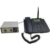Chave Híbrida + Tel. Celular Com Retorno Rádio Comunitária