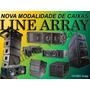 Projetos De Caixas Som 2500 Subgrave, Line Array + Brindes