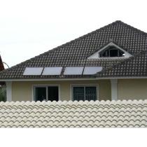 Aquecedor Solar Kit 500 Litros + 4 Placas 1500x1000