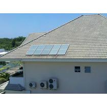 Aquecedor Solar Kit 1000 Lts + 5 Placas 2000x1000