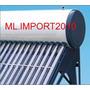 Aquecedor Solar Vácuo 15 Tubos Com Boiler 150 Litros