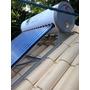 Aquecedor Solar Ourosol À Vácuo 20tubos - Boiller De 200 L