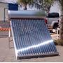 Kit Aquecedor Solar A Vácuo Boiler 200lts 20tubos+caixa 20l