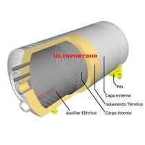 Boiler Reservatório Térmico 400 Litros Aquecedor Solar Vácuo