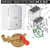 Válvula Do Automático De Água Do Aquecedor Komeco Ko 1200 G3