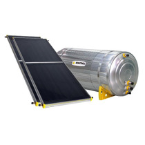 Aquecedor Solar Kit Placa E Boiler 200 Litros Soletrol