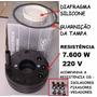 Resistencia Ducha Cardal 7600 W 220v Re033