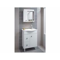 Balcão Para Banheiro Classic Branco 62 X 87cm