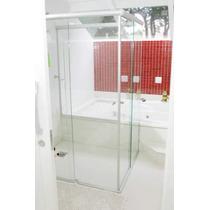 Box Banheiro Vidro Temperado 8mm Jardim Das Pedras Zona Nort