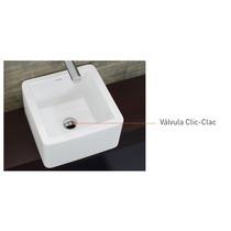 Valvula Clic / Ralo Pia Banheiro Cuba Vidro E Louça 1 1/4