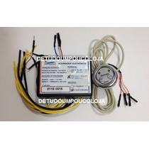 Acionador Eletrônico Duplo Sem Sensor Nível P/banheiras/spa