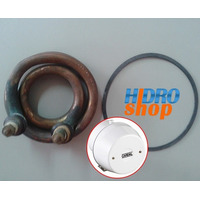 Resistencia Blindada Cardal 220v 5200w Re028 Hidroshop