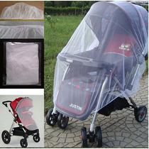Mosquiteiro P/carrinho - Bebê Conforto - Frete Grátis