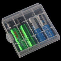 Caixa - Case Porta Pilhas Aa / Aaa