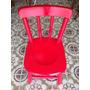 Cadeira Infantil Madeira Colorida