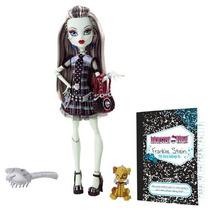 Boneca Monster High Frankie Stein Clássica - Mattel