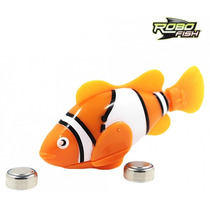 Robo Fish - O Peixinho Artificial