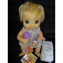 Fralda Baby Alive Refil Com 100 Fraldas