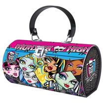 Bolsa Metálica Monster High Barão Toys Bebe Store