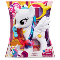 My Little Pony - Princesa Celestia (branca)