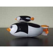Robo Fish Pinguim Nada Em Contato Com A Água